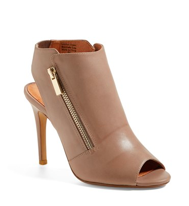 Halogen Garda Peep Toe Sandal, $66.29. {currently on Nordstrom Anniversary Sale}