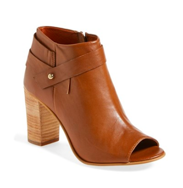 Steve Maddon Now Open Toe Bootie, $106.90. {currently on Nordstrom Anniversary Sale}