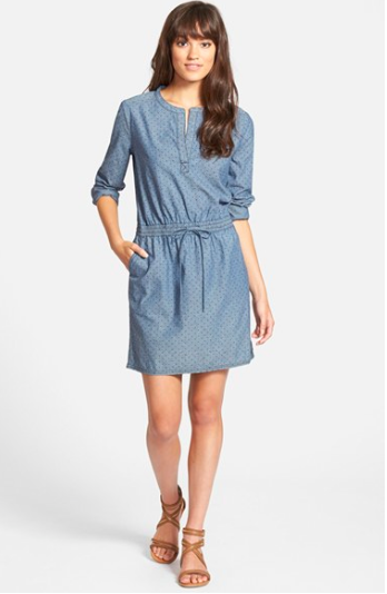 Hinge Tie Waist Dress via Nordstrom.