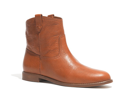 Madewell Otis Boot.