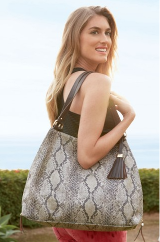 "Stella & Dot ""The Switch"" Bag."