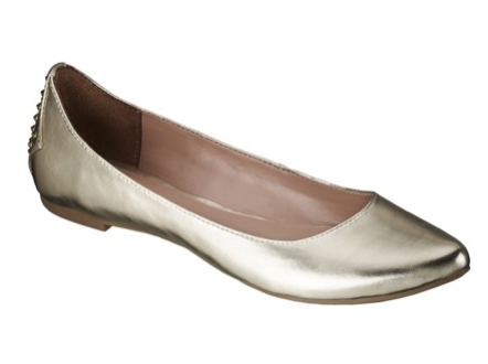 Target Mossimo Vicki Pointed Toe Flat.