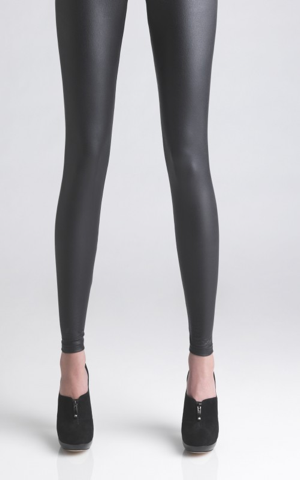 Legwear Loft Cracked Faux Leather Leggings. {I have these and LOVE them!}