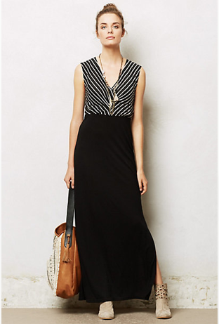 Anthropologie Embarcadero Maxi Dress, $98.