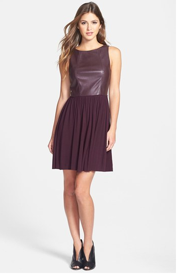 Fit & Flare Dress, $148.80. {Reg. $248.}