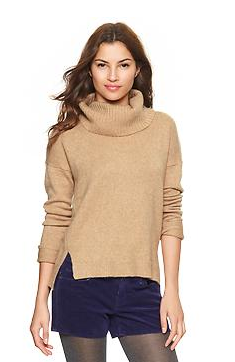 Gap Cowlneck Sweater.