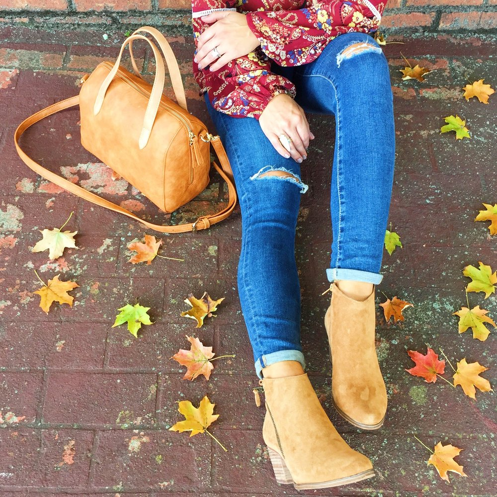 The Best Fall Booties | Edit by Lauren
