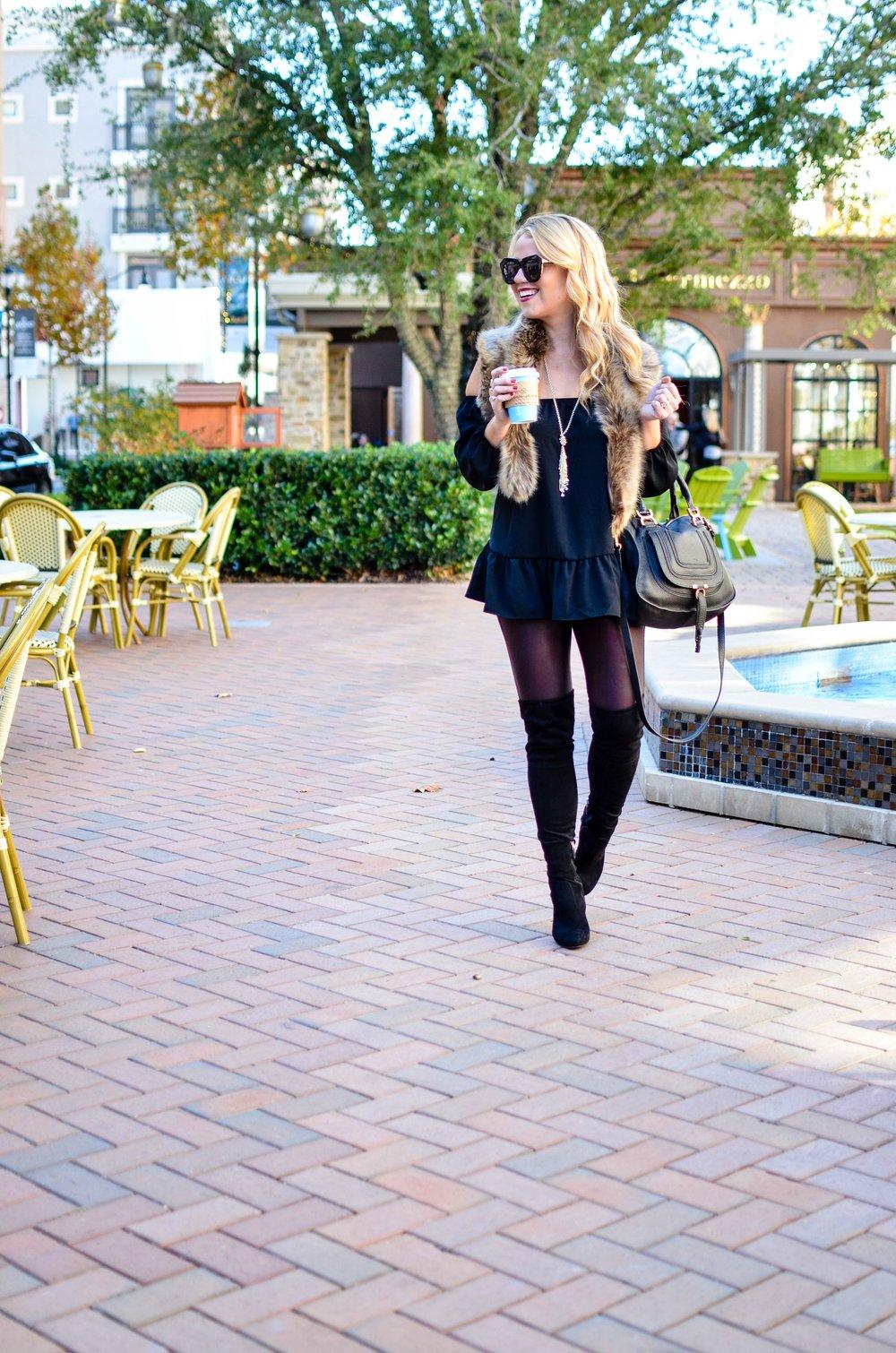 The Best Faux Leather Leggings || Edit by Lauren