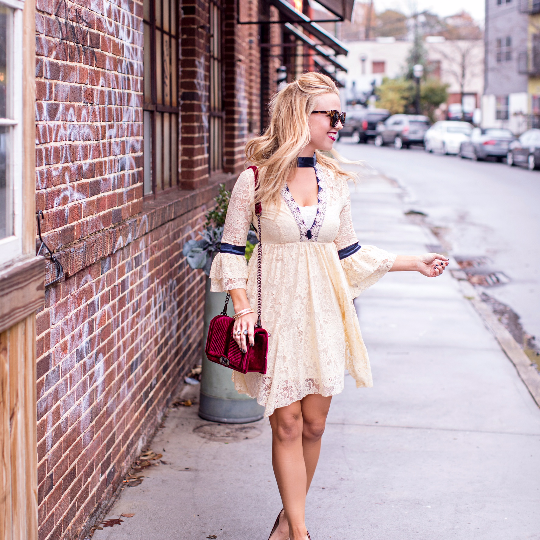 c726c35f0e69 Velvet and Lace — Atlanta Fashion Blogger - Edit by Lauren
