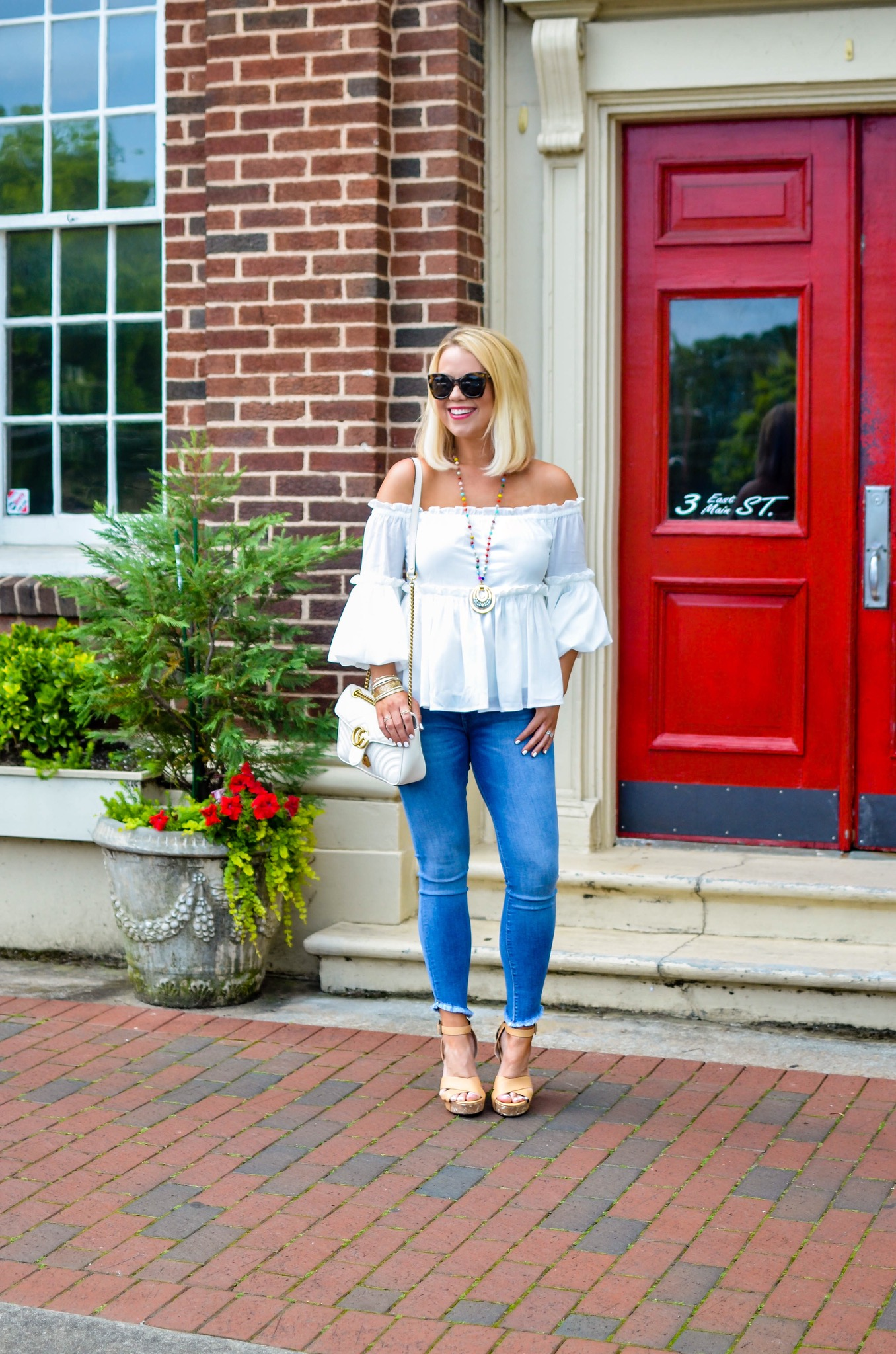 2afa9b4279bd The Best Summer Jeans — Atlanta Fashion Blogger - Edit by Lauren