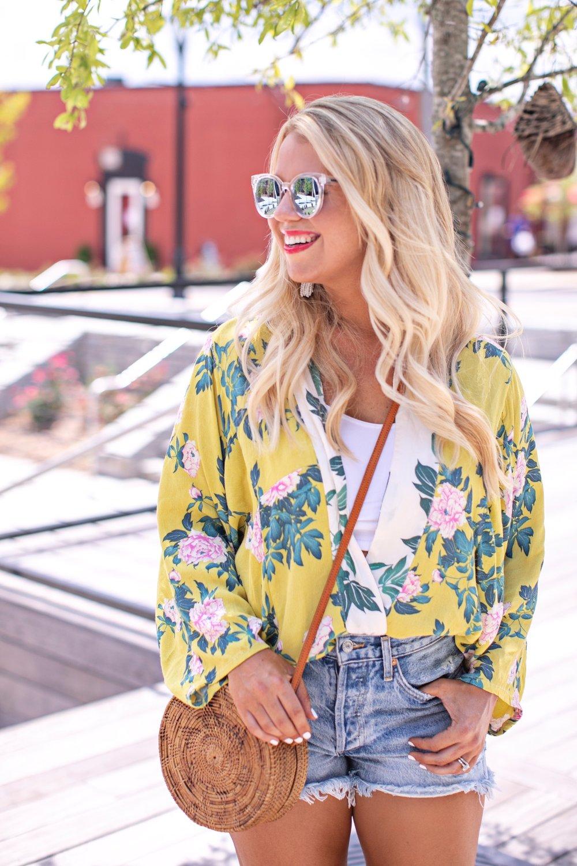 Facetune 25 07 2018 23 20 17 - My go-to Kimono, Denim Shorts and Brami