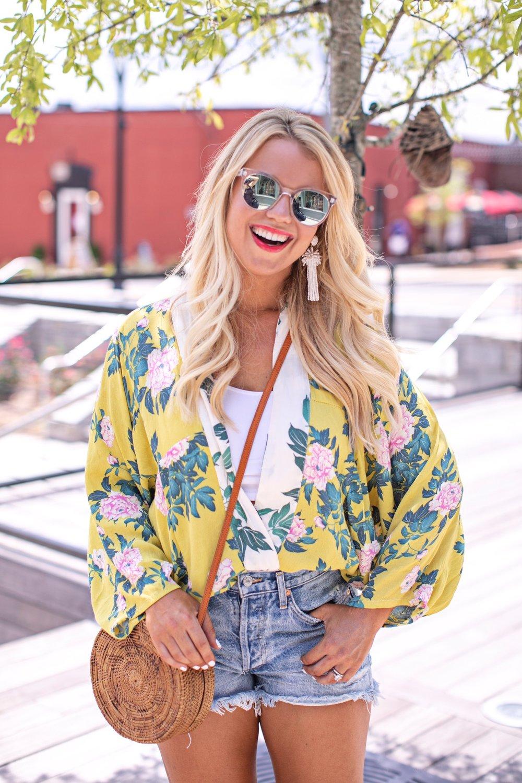 Facetune 25 07 2018 23 20 41 - My go-to Kimono, Denim Shorts and Brami