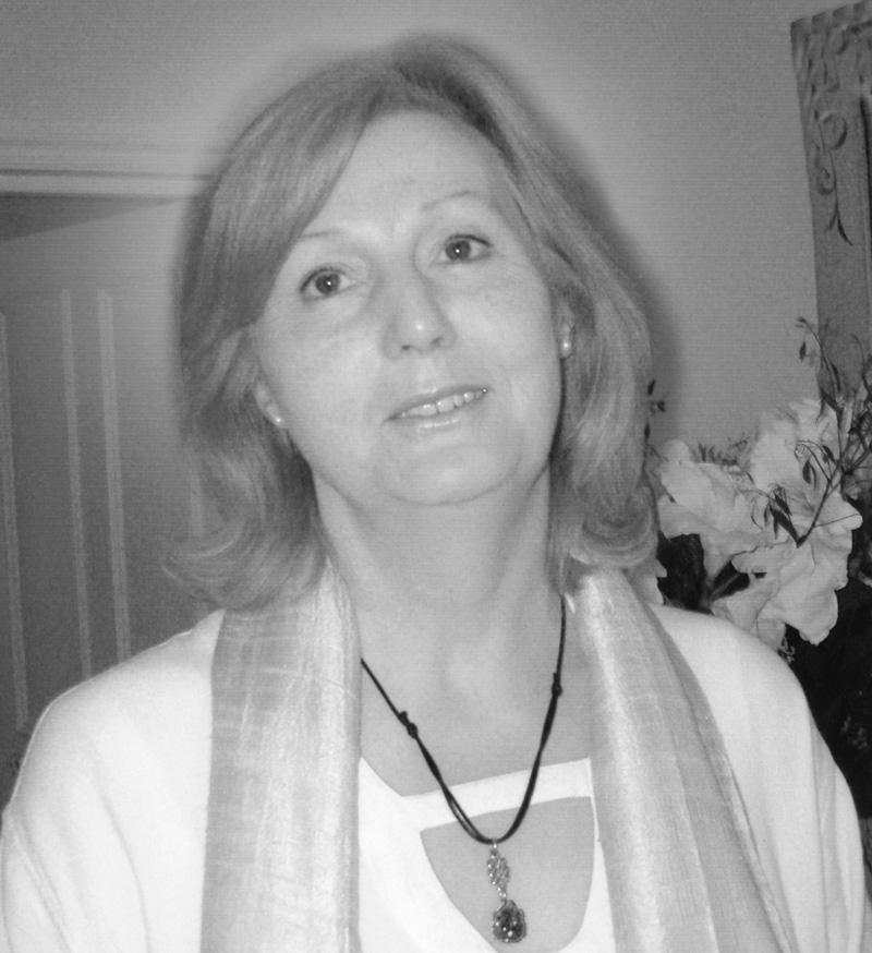 Helen Cooper Portrait