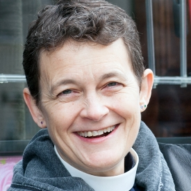 Featured keynote by The Rev. Elizabeth Edman, author of Queer Virtue
