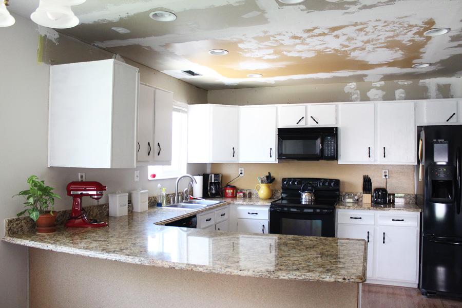 Darling Be Brave - Kitchen Remodel