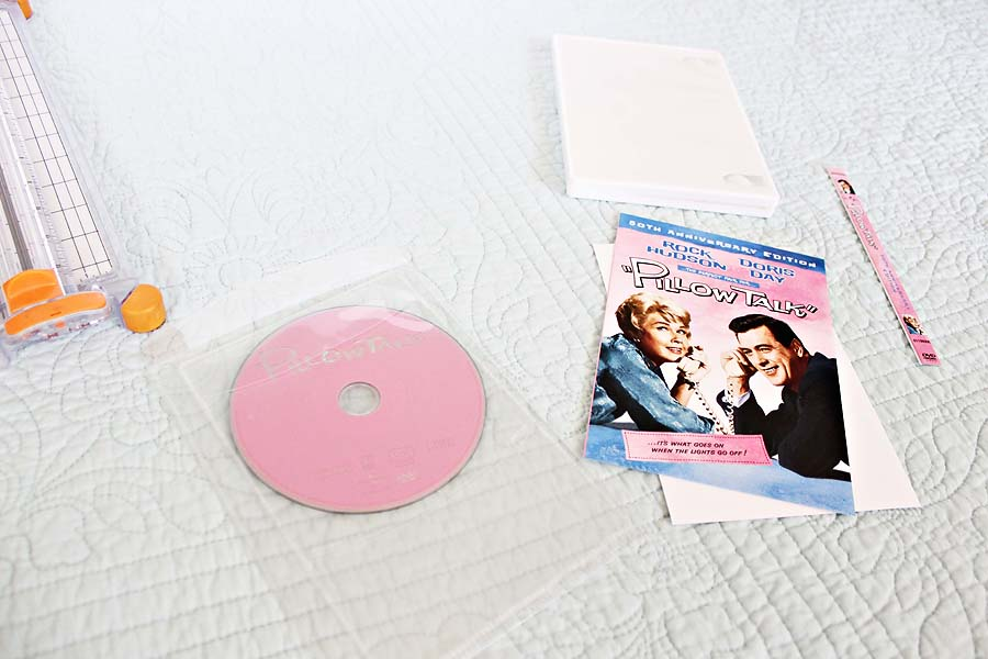 let's get organized: dvd storage solution { via darlingbebrave.com }