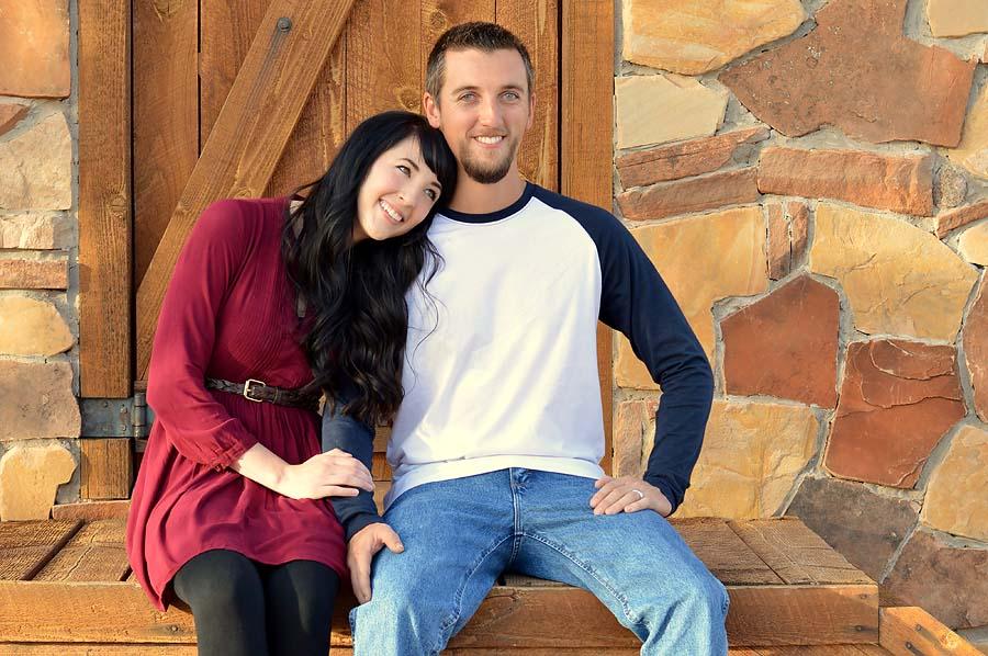 family photos // via darlingbebrave.com