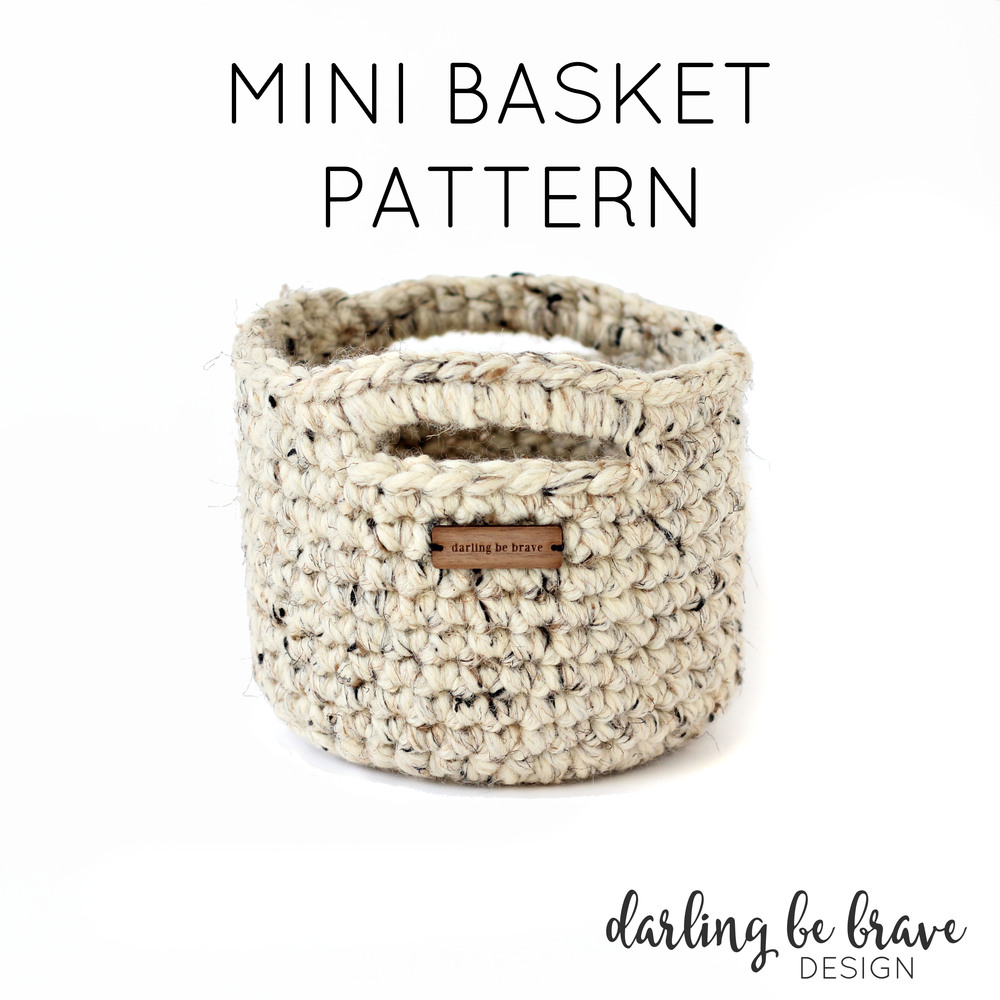 Darling Be Brave's new etsy shop and ravelry store selling patterns!  // via www.darlingbebrave.com