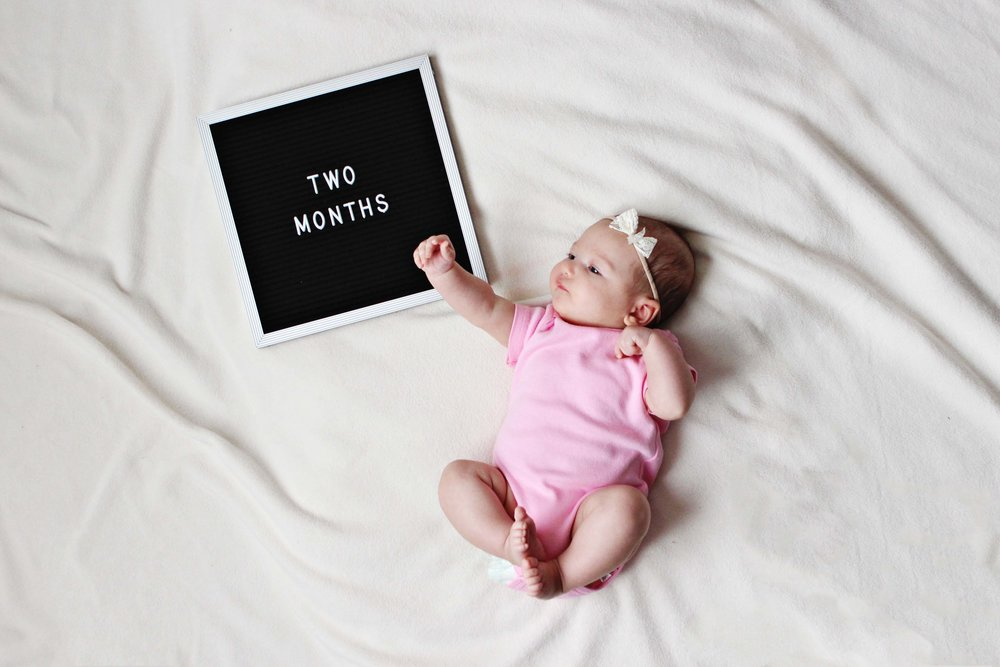 two months with miss madison // www.darlingbebrave.com