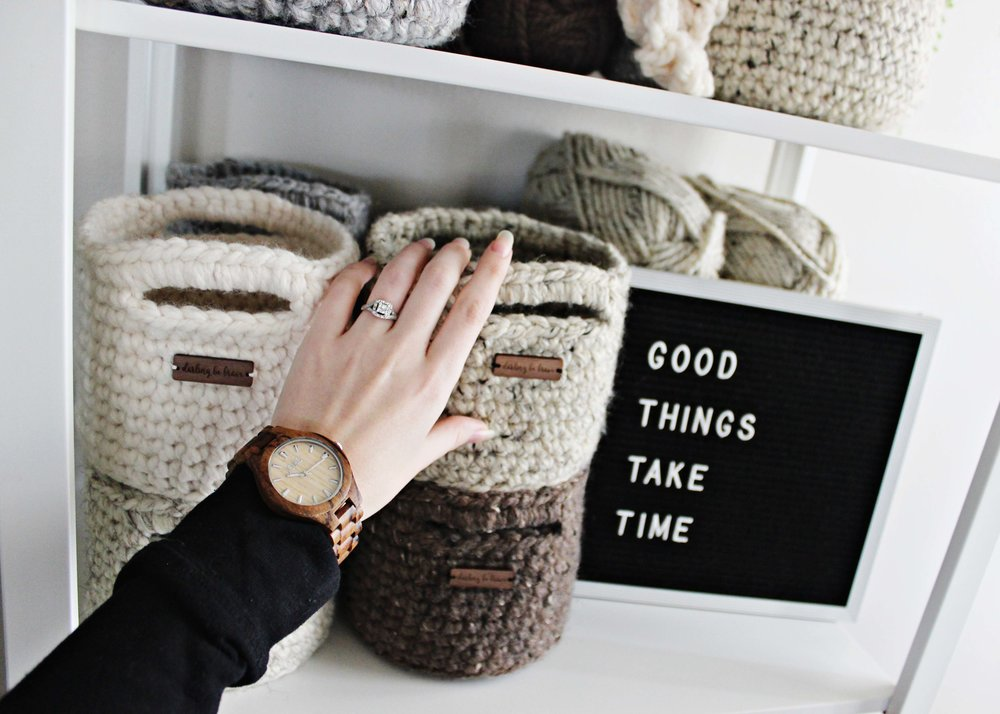 jord wood watch // via www.darlingbebrave.com