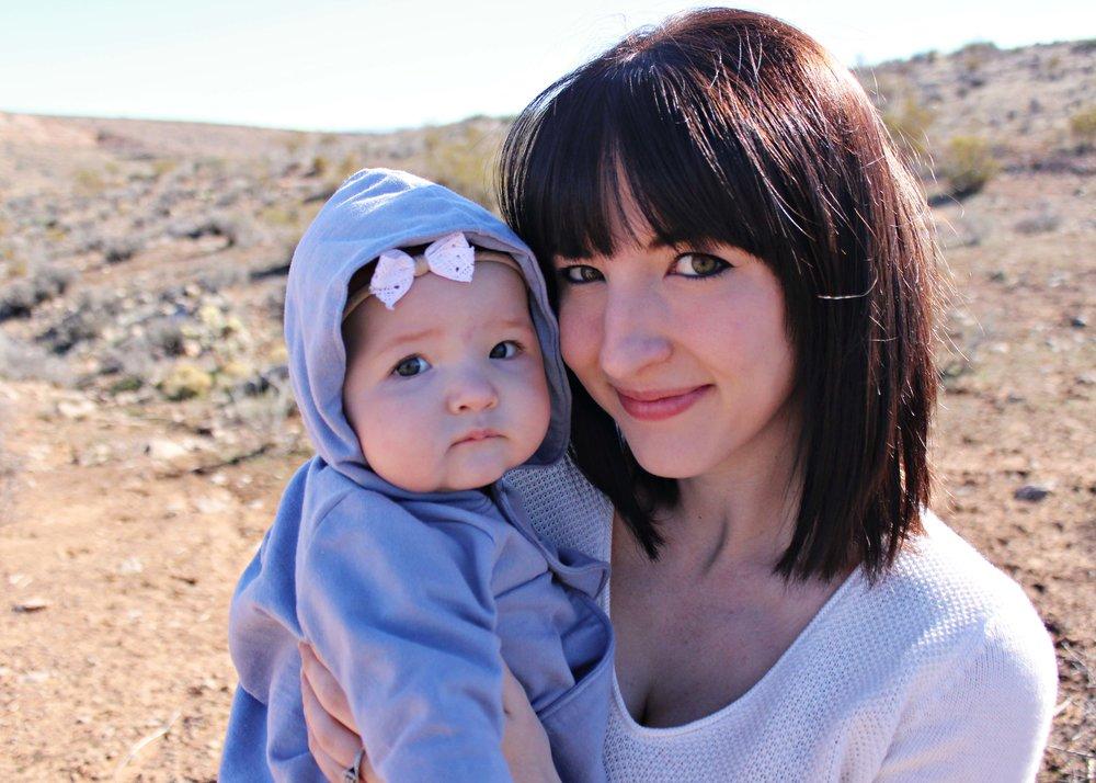 little desert adventure // via www.darlingbebrave.com