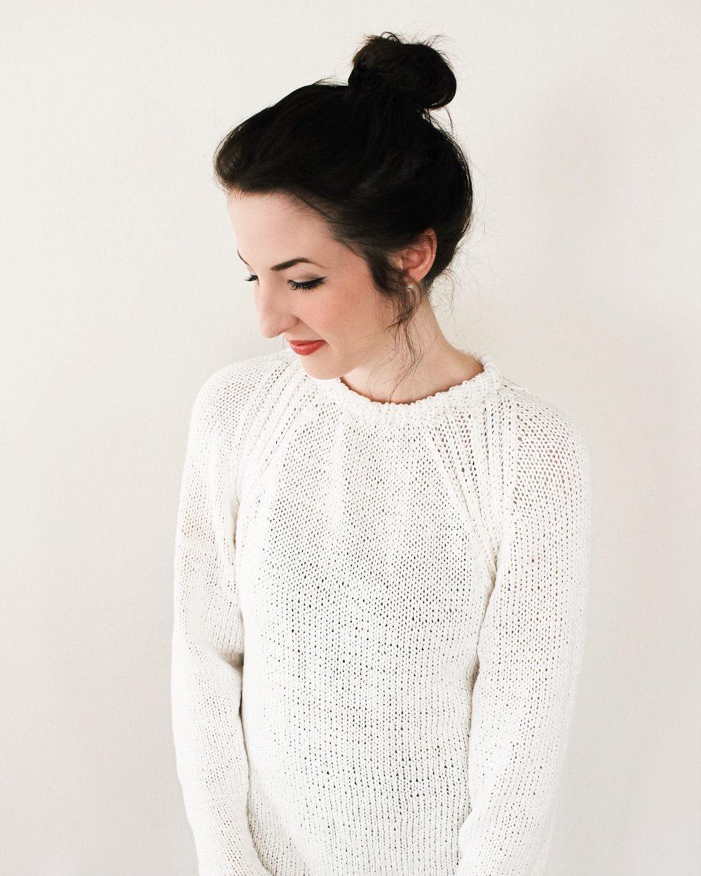 wool and the gang soul sweater kit // darling be brave