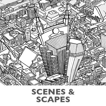 Scenes & Scapes