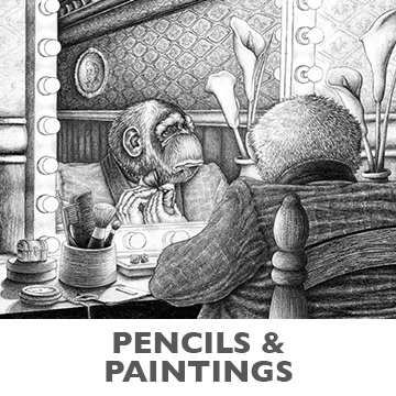 Pencils & Paintings