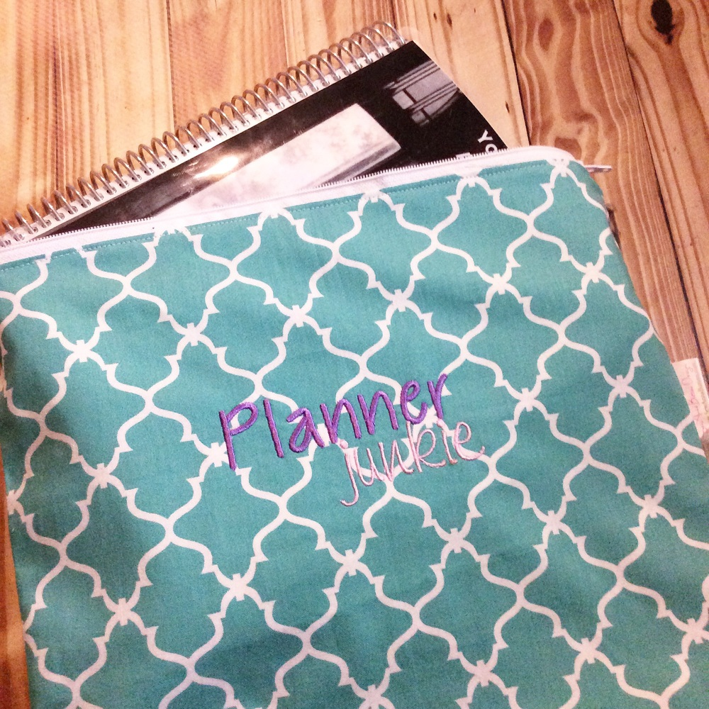 Planner pouches