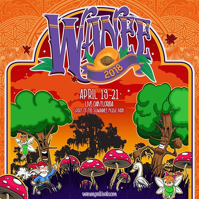 Fantastic! Wanee is our favorite. Can't wait to see you all there.