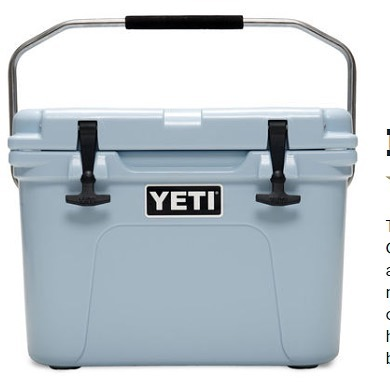 This year is The Yeti Trio's 20th anniversary. So to kick off the fun, here's a 20 by @yeti. More to come.