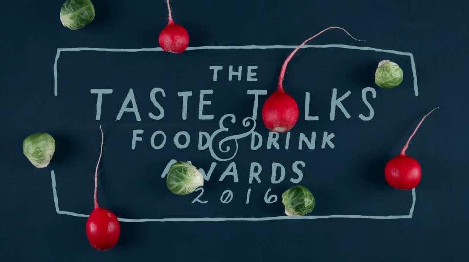 Coming Soon: Taste Talks Awards