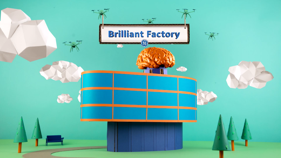 GE's Brilliant Factory