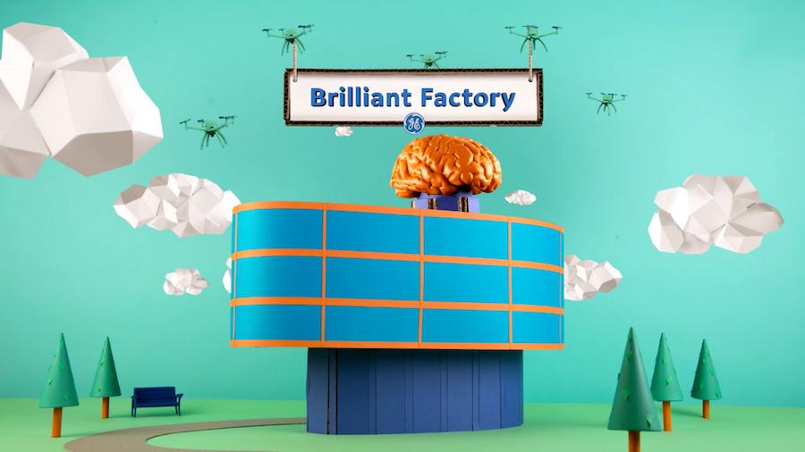 GE's Brilliant Factory