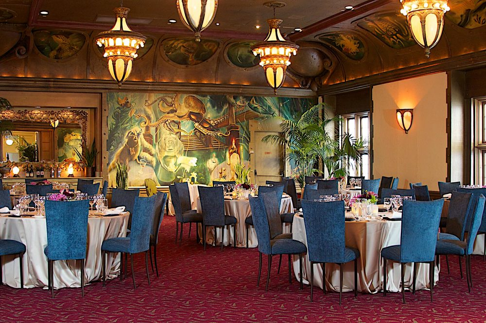 Sevruga Room. Private Dining San Francisco  Celebration Dinner  Company Parties