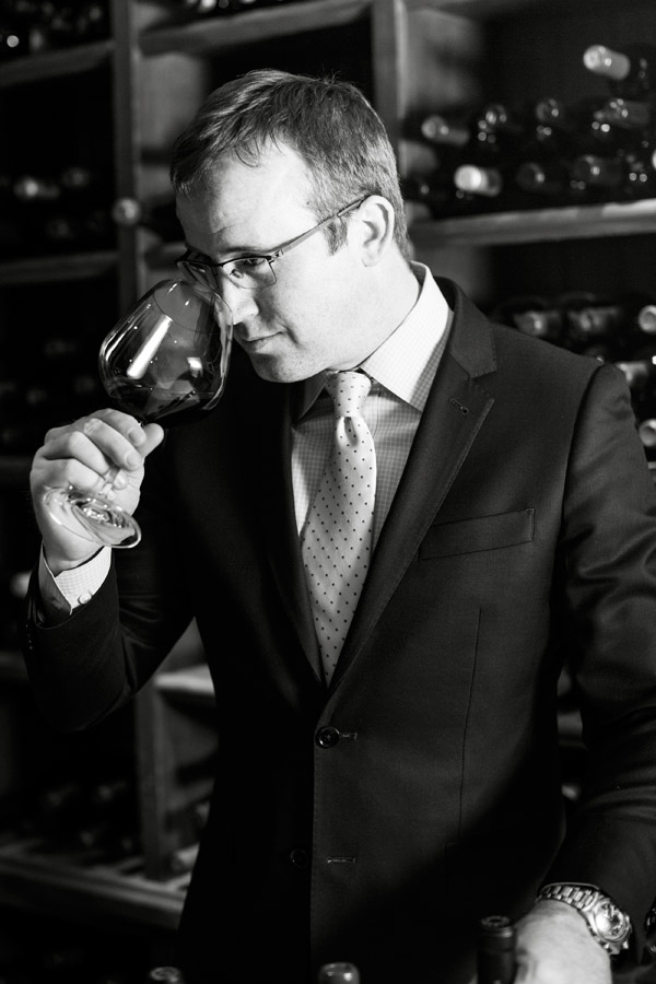 LUKE KENNING - WINE DIRECTOR