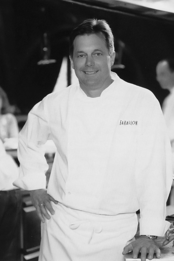 MARK FRANZ - CHEF/OWNER