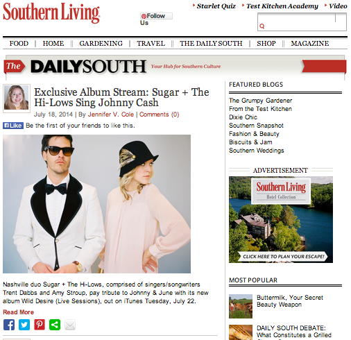 Southern Living - S&THL