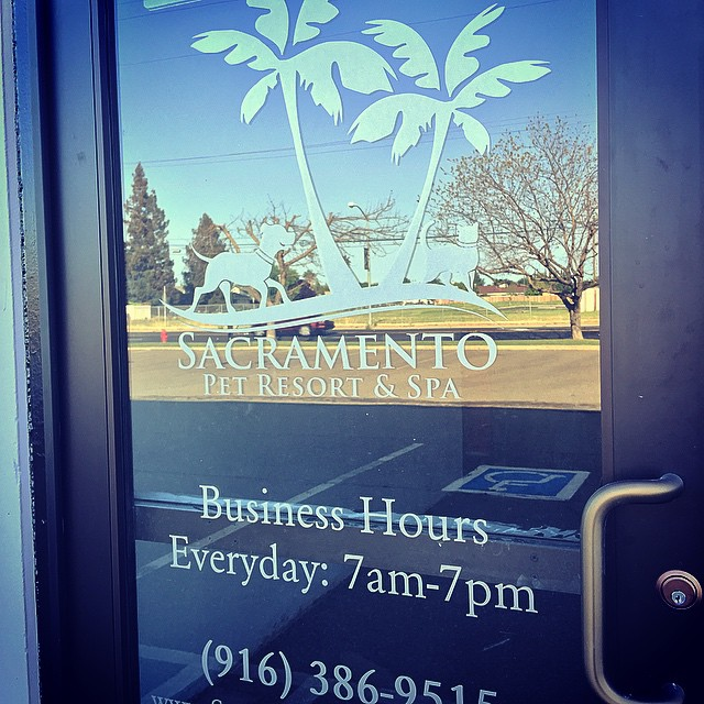 Business Hours For Sac Pet Resort & Spa!