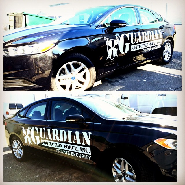 Vehicle Vinyl