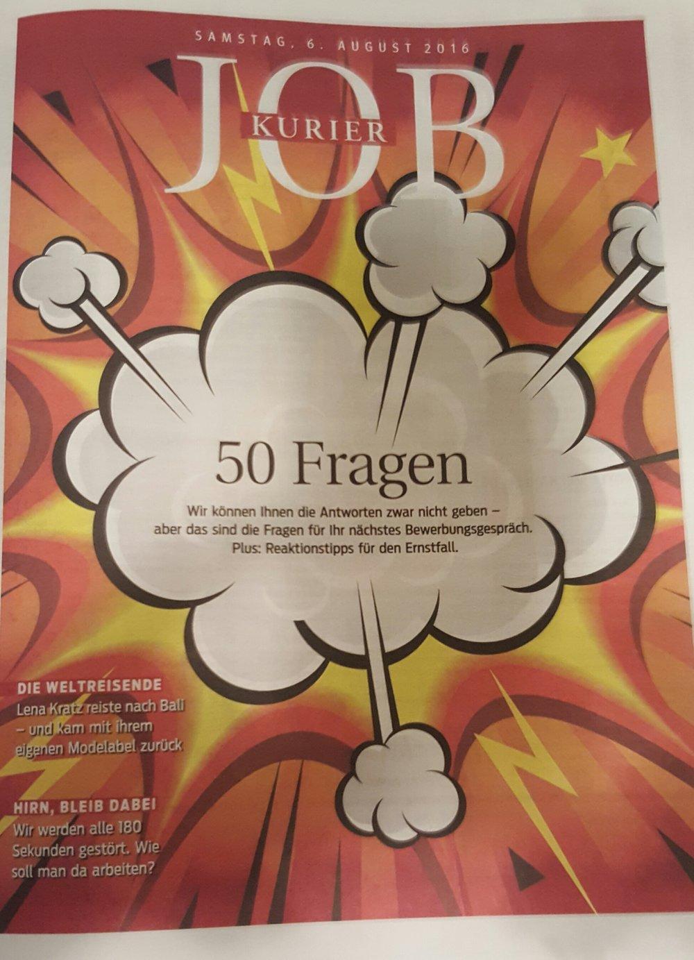 edition LIEBLINGSSTÜCKERL JOB Kurier August 2016 Beitrag.jpg