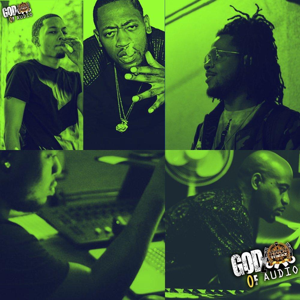 Godz 0f Audio  -