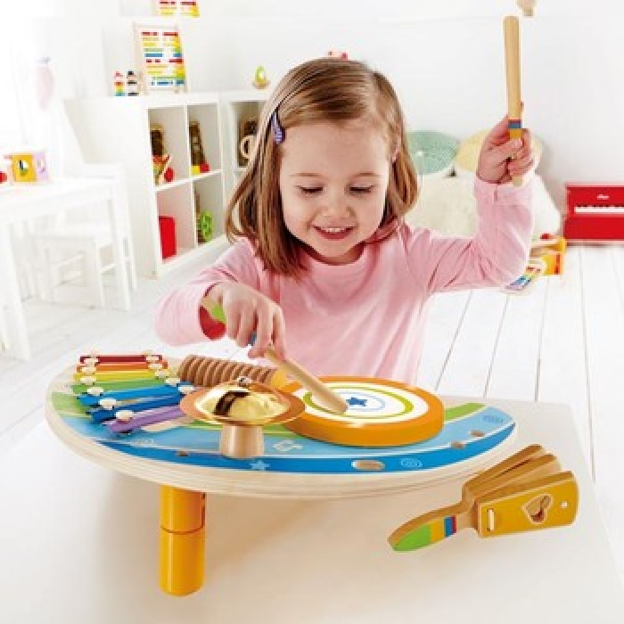Mighty Mini Band, By Hape Toys