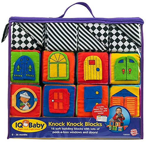 Knock Knock Blocks, By Small World Toys