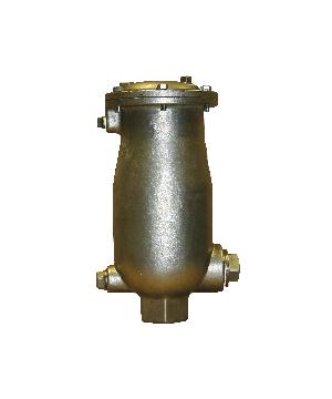 Válvula de Aire y Vacío(2 funciones) deFabricación en AceroInoxidable