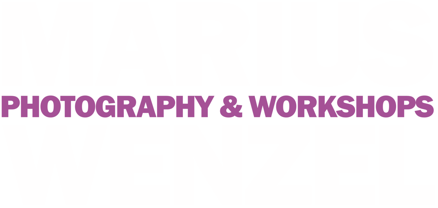Marius Wenzel - Photography & Workshops
