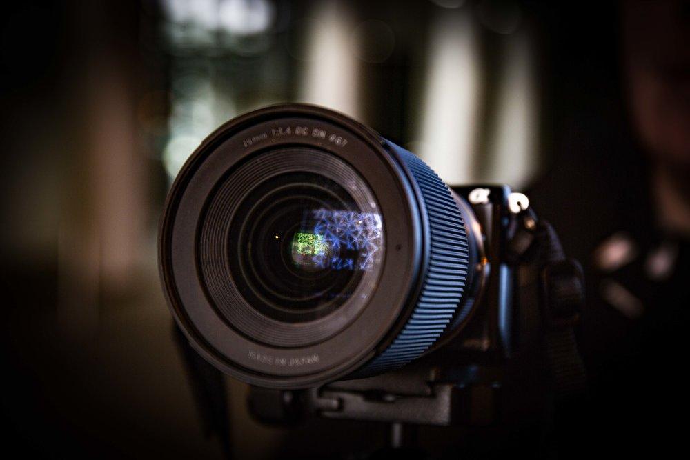 """Geeignet für Bridge-, System-, Spiegelreflex oder digitale Kompaktkameras mit 1"""" Sensor oder größer."""