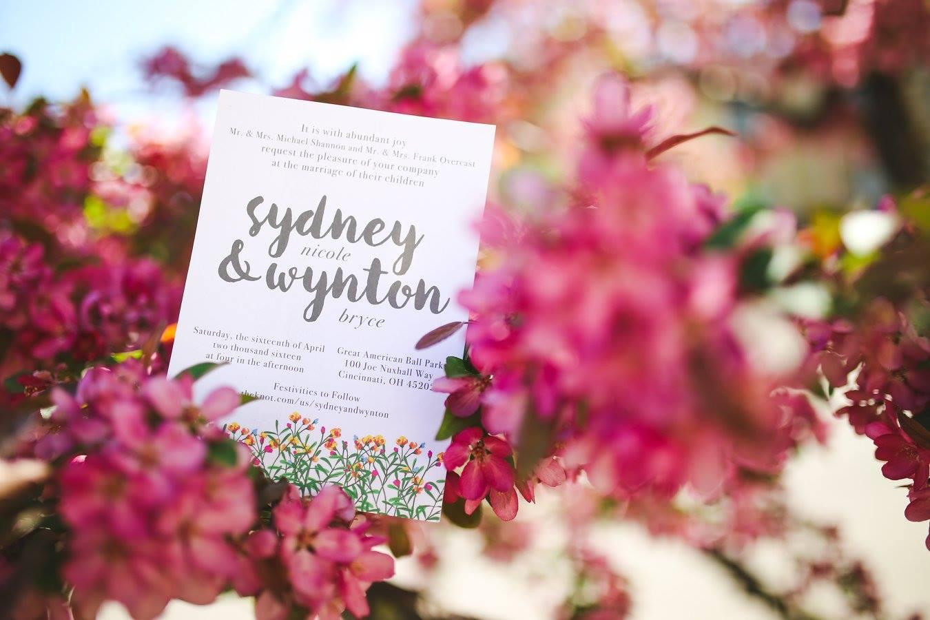 Wedding Invitations — studiozach
