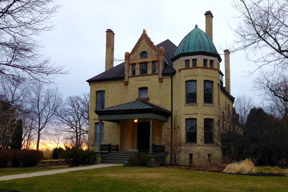 Historic Commander's Residence