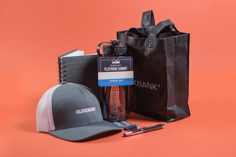 Clickbank - Platinum Summit Gift Set - Produced by Name Brand Promotions